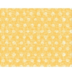 Tile pattern with white polka dots on vector
