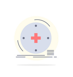 clinical digital health healthcare telemedicine vector image