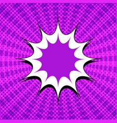 Comic original background vector