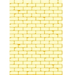 Pale Brick Wall vector