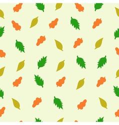 pattern leaf4 vector image