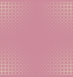 pink abstract halftone stripe pattern background vector image