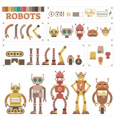 Robot kit vector