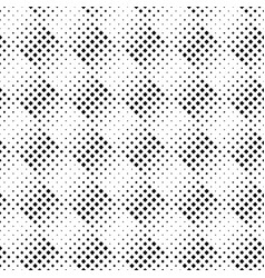 geometrical seamless diagonal square pattern vector image