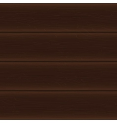 Seamless wood texture vector image