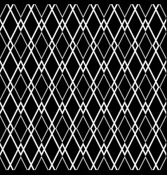tile pattern with black and white background vector image