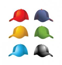 2008195 caps vector image vector image