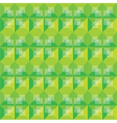 Abstract background green pattern design vector