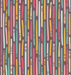 Abstract striped pattern 2 vector image vector image