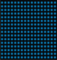 Blue Light Box Pattern Background vector image