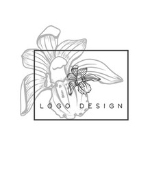 logo design idea vector image