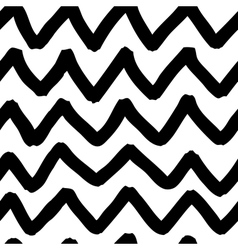 Seamless doodle pattern Abstract vector