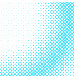 abstract halftone circle pattern background from vector image