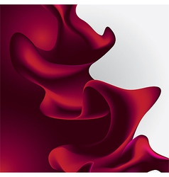 abstract velvet background vector image vector image