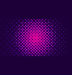 halftone minimalistic horizontal banner background vector image