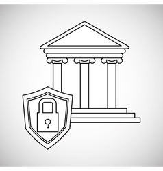 Law concept Justice icon Colorful icon editable vector image