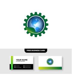 Logo design for agriculture vector