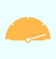 speedometer icon simple minimal 96x96 pictogram vector image