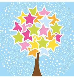 Star tree vector