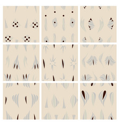 abstract simple pattern hand drawn for your design vector image