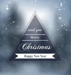 Merry Christmas Design 2 vector