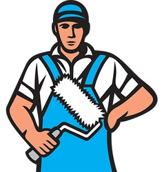 Painter Icon vector image vector image
