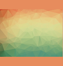 abstract colorful geometric polygonal abstract vector image