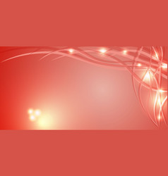 abstract background with beautiful smooth lines vector image