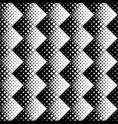 geometrical square pattern background design vector image