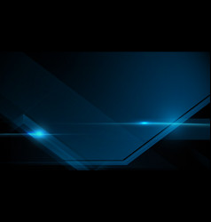 abstract technology hi-tech futuristic background vector image