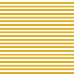 horizontal yellow and white stripes seamless vector image