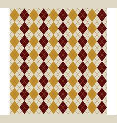 rhombus texture vector image