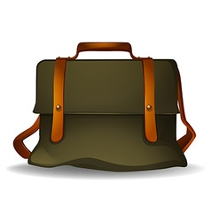 Retro Bag vector image vector image