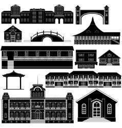 Australian Architecture-6 vector