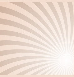 geometric spiral background vector image
