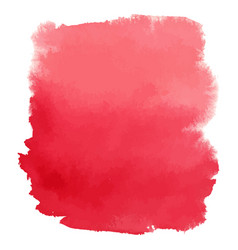 Red wine watercolor gradient background vector