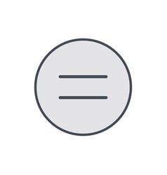copy copyright derivate no restriction right icon vector image