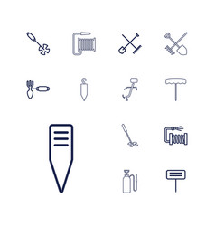 Hose icons vector