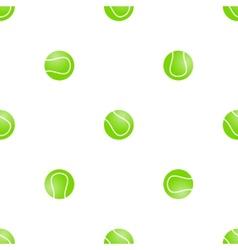 Universal tennis seamless patterns tiling vector