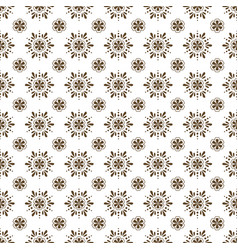 Reapeat seamless pattern with geometric vector