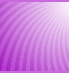 spiral ray background from swirling rays vector image