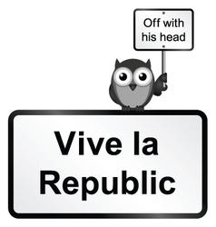 Republic vector