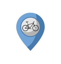 Bike point vector