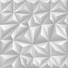 Abstract background of different geometric figures vector image