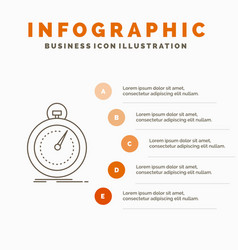 Done fast optimization speed sport infographics vector