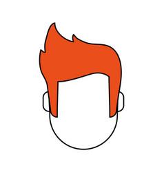 Man avatar vector