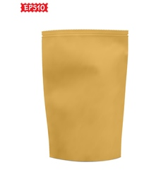 Paper bag blank vector image