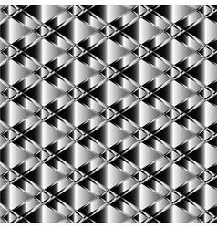Elegant black metallic background vector