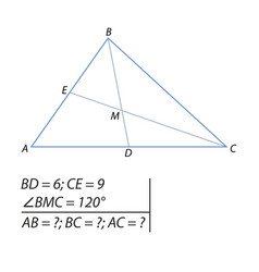 Finding the sides of the vector