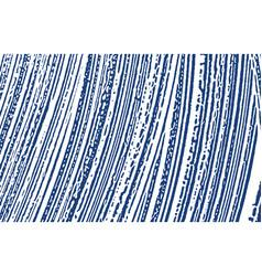 Grunge texture distress indigo rough trace vector